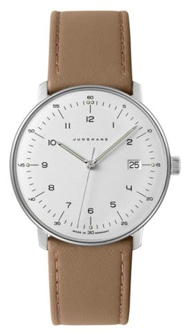 Junghans piece among the best ultra-thin watches for men