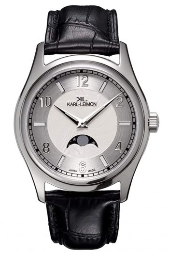 Kerl-Leimon watch among the best men's moon phase watches