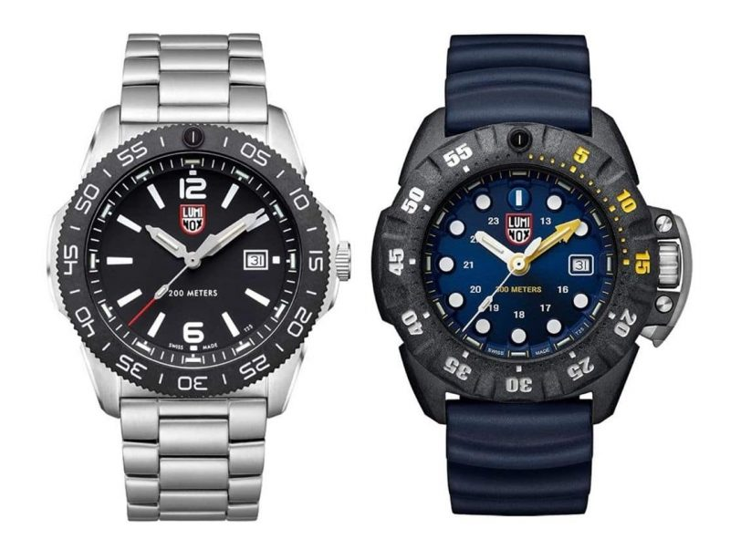 Luminox watch review on dive pieces