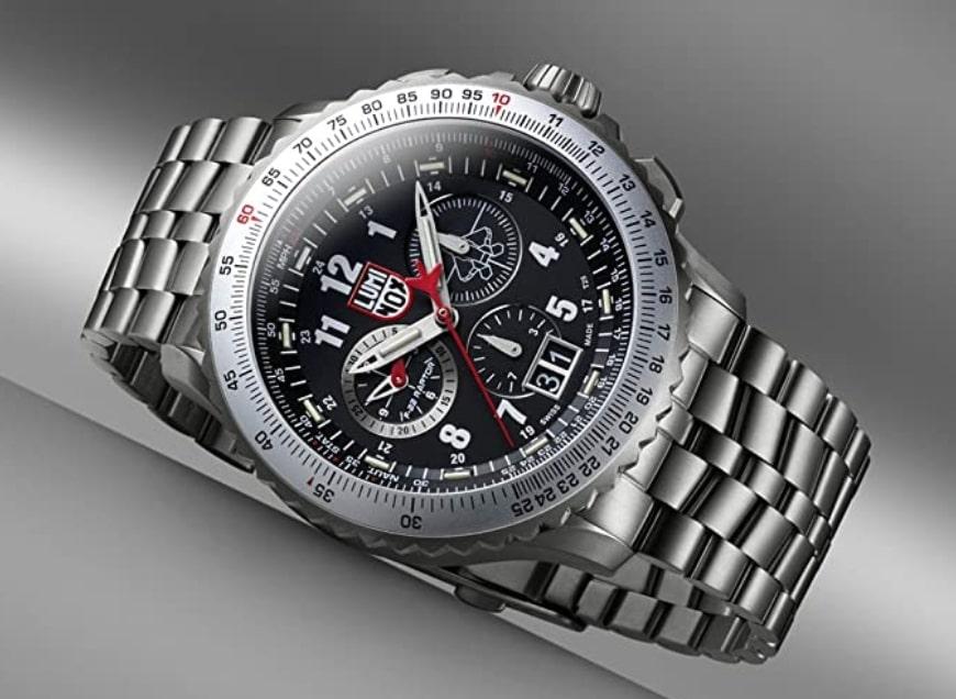 Luminox pilot timepiece