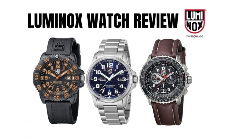 Luminox watch review