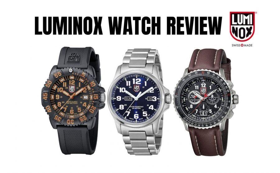 Luminox watch review