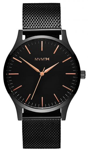 Black MVMT watch for millennials