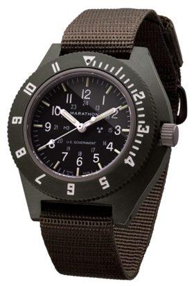 Marathon timepiece among the best survival watches