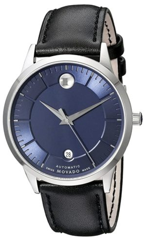 Swiss caliber automatic watch from Movado