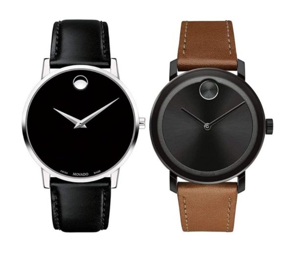 Classic Movado vs Movado Bold watches
