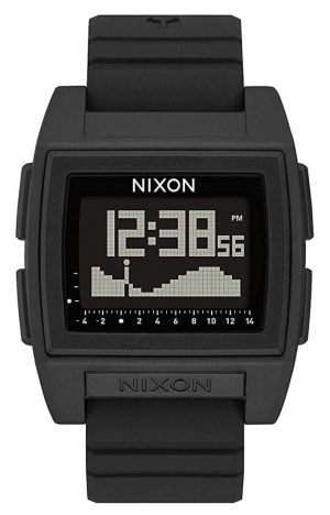 Nixon timepiece as one of the best surf watches