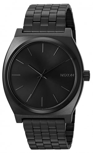 All-black Nixon watch