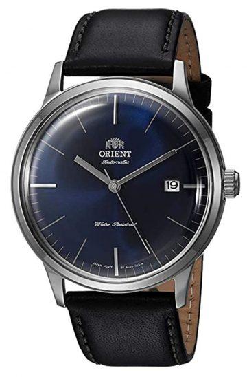 Orient dress piece among the best men's watches under $100