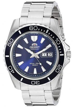 Orient's large dive watch