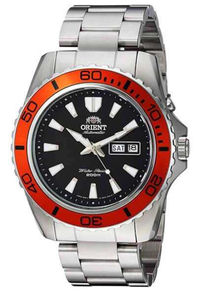 one of the best dive watches under $500 from Orient
