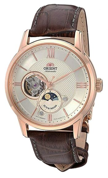 best men's moon phase watches from Orient