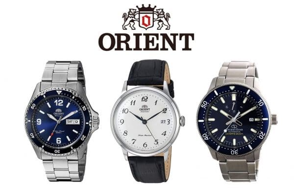 Orient watches review