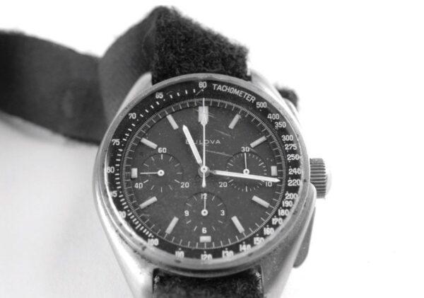 Original Bulova moonwatch