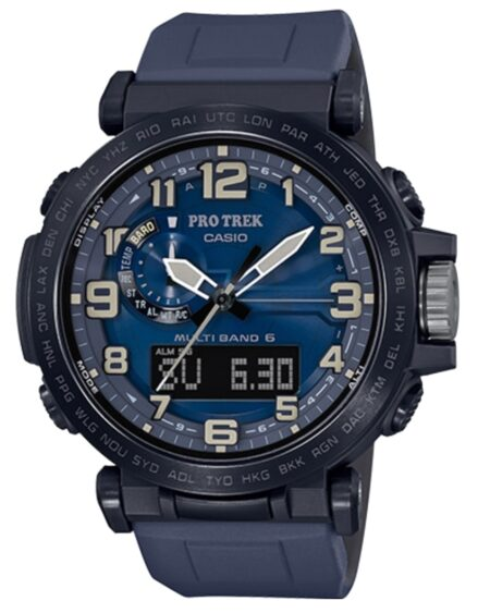 Pro Trek piece as one of the top solar wristwatches