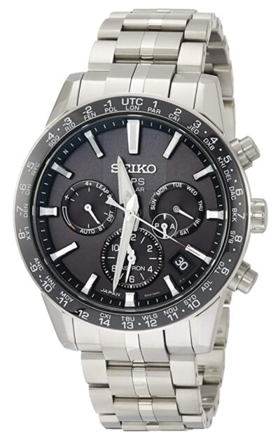 One of the best Seiko watches with GPS and solar