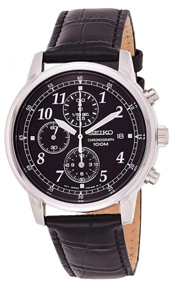 Chronograph watch from Seiko