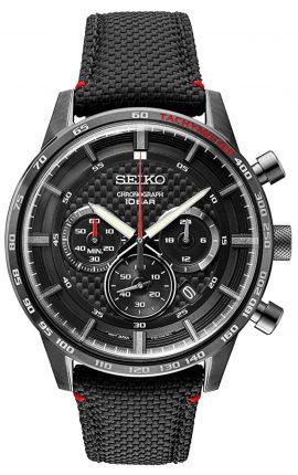 Orient vs Seiko chronograph watches
