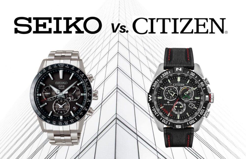 seiko vs citizen