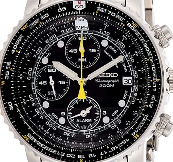 Seiko SNA411 review with a closer look on the dial