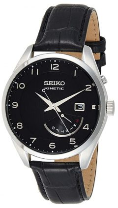 Kinetic timepieces from Seiko