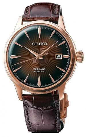 Automatic dress piece from Seiko