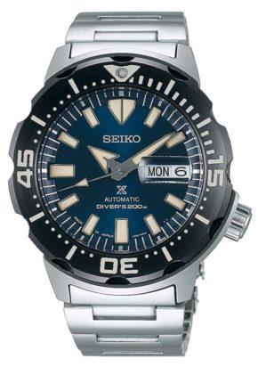 self-illuminating dive watch from Seiko