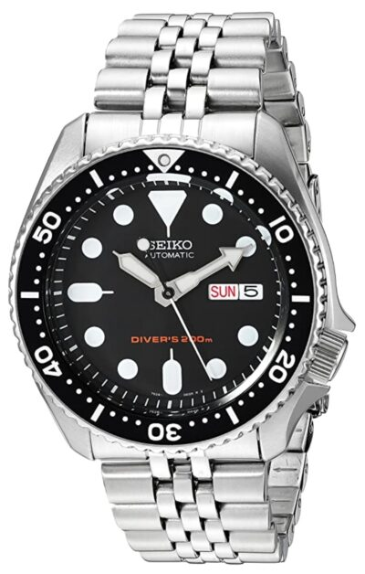 SKX007 among the best dive wristwatches under $500
