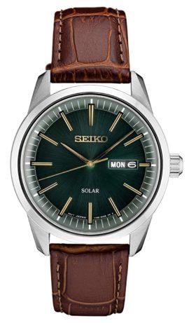 Affordable Seiko solar dress watch