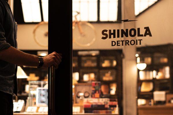 Shinola watches made in Detroit