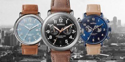 Shinola watch review