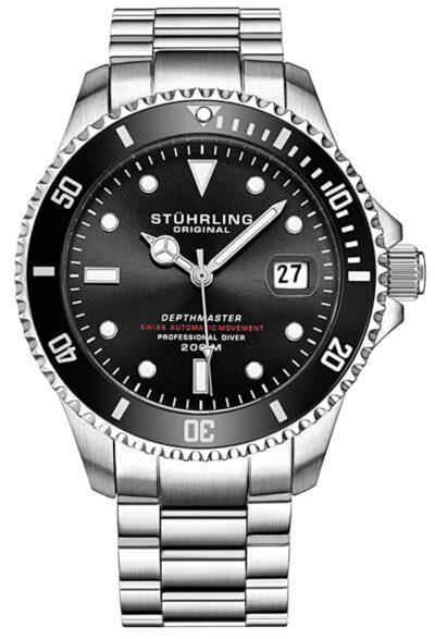 Stuhrling Original watch for diving