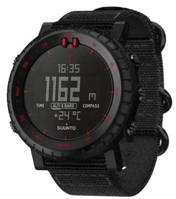 Suunto Core among the best survival timepieces