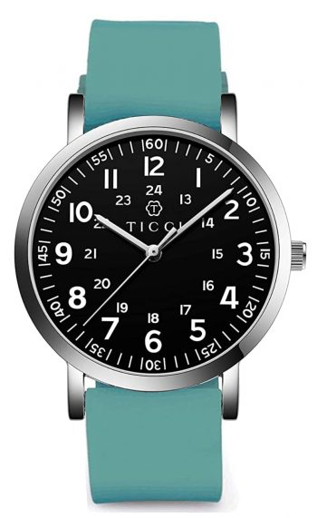 one of the best watches for nurses is Ticci