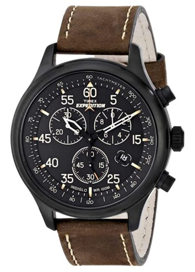 Timex leather watches