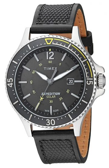Timex Solar among the best men's watches under $100