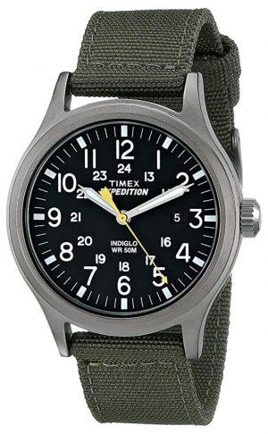 Timex militaristic everyday watch