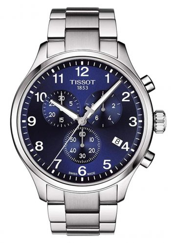 Tissot with of the best Swiss watches under 500 dollars