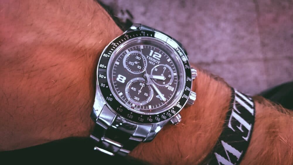 Tissot watch review on sports watches