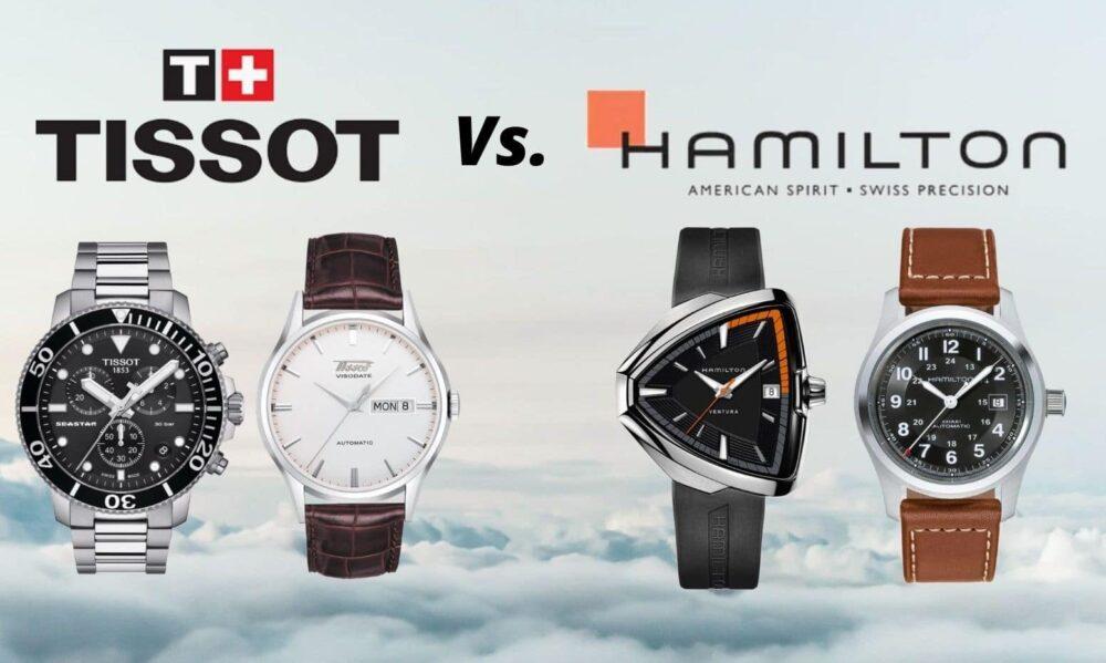 Tissot vs Hamilton