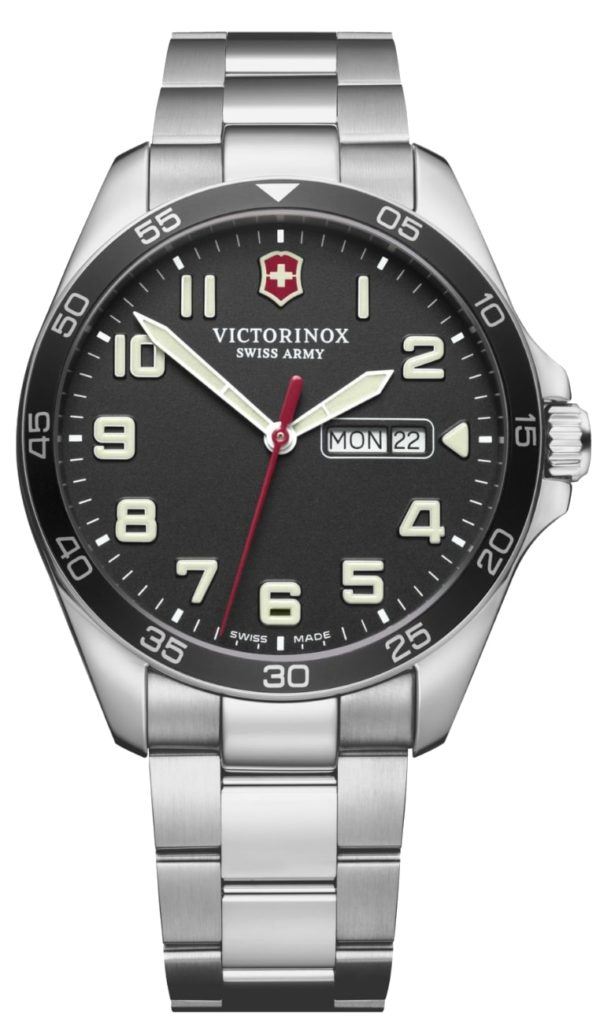 Victorinox watch review on army timepieces