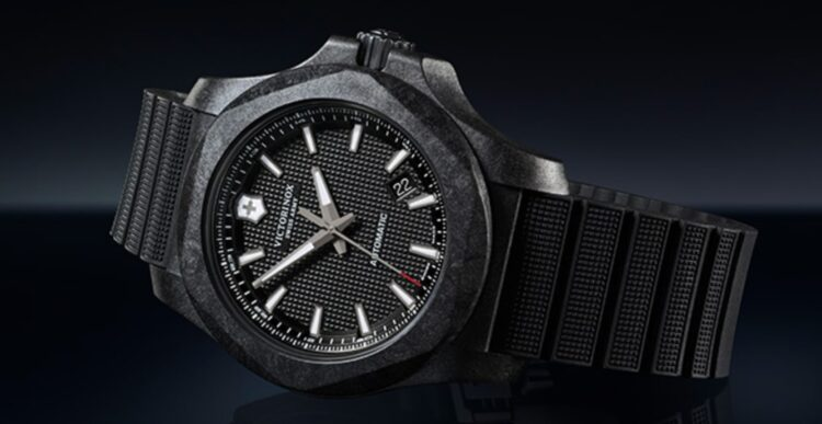 Victorinox INOX carbon watch