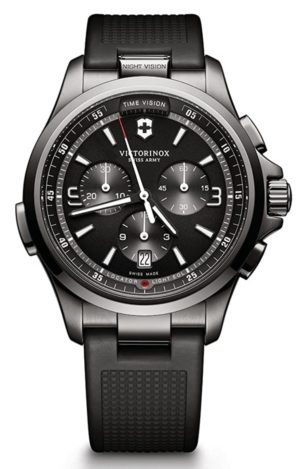 Swiss-made Victorinox tactical watch