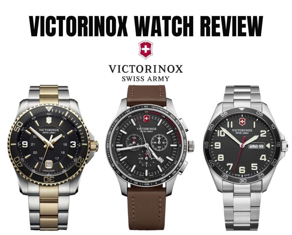 victorinox watch review