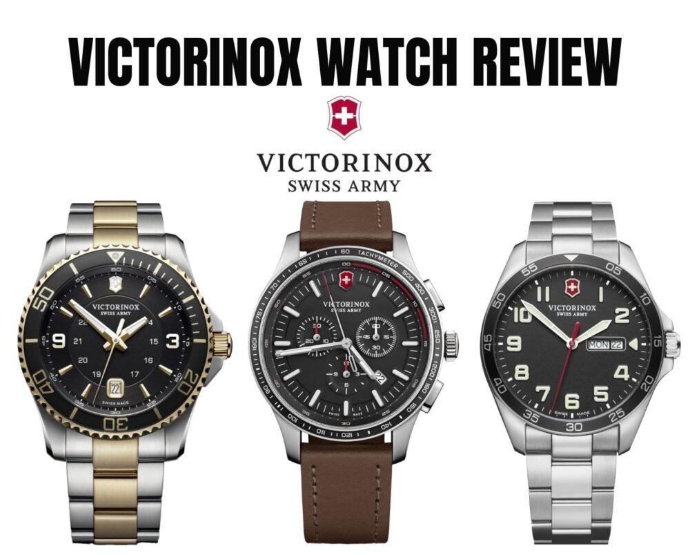 victorinox watch review