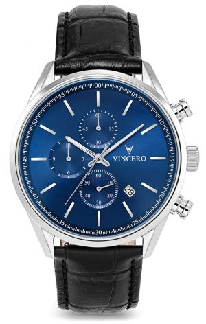 Elegant casual Vincero timepiece for various outfits