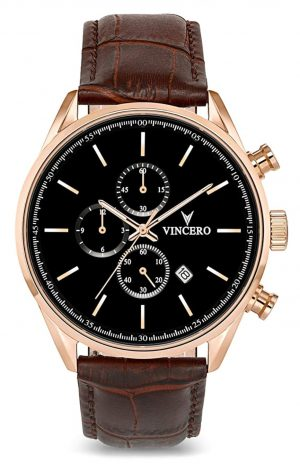 Vincero among the best affordable watch brands for men