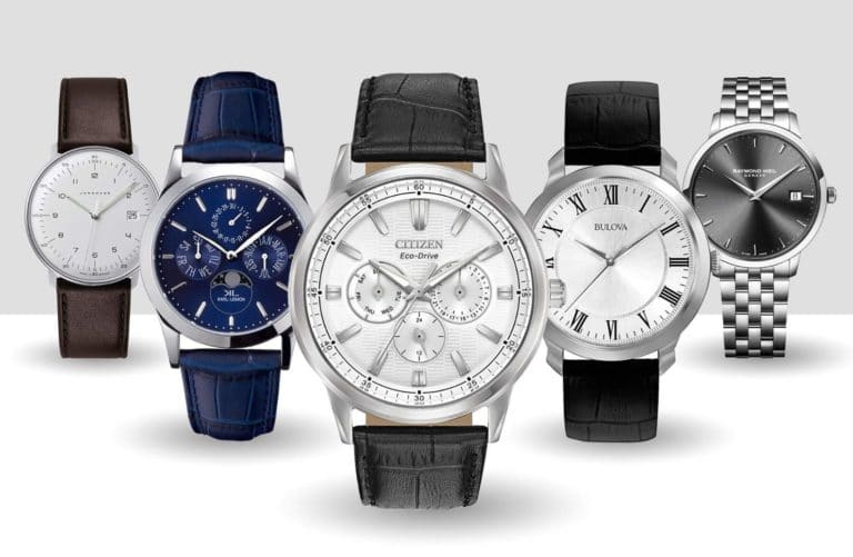Watches for Suits