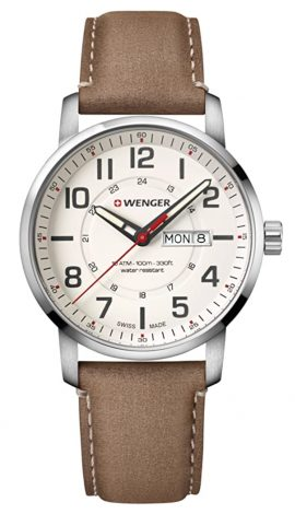 Swiss-made top everyday watch from Wenger