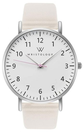 all-white nurse watch